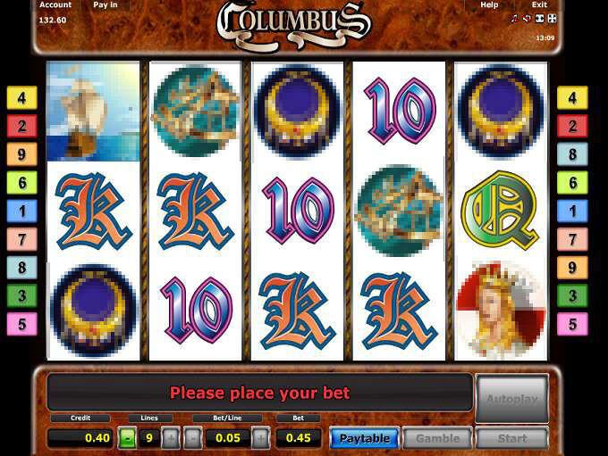 Slot Games Columbus