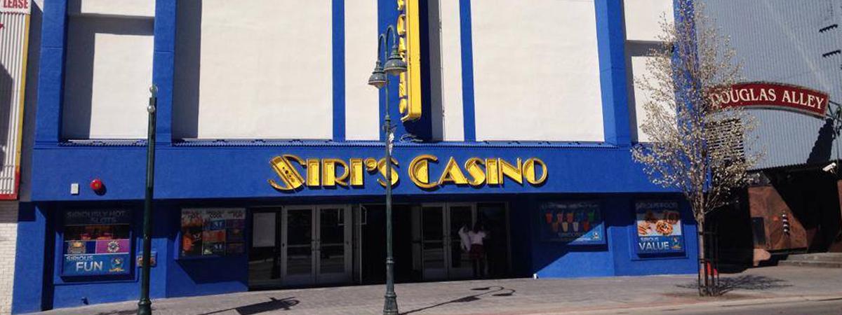 Siri s casino casino in jose san