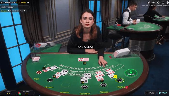 Online Casinos In 2021 That Offer Live Dealer Blackjack