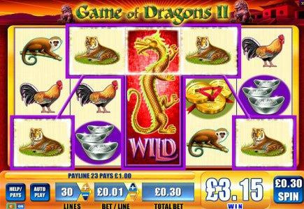 vertebrate animals games gambling