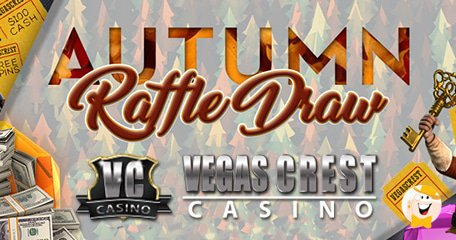 Vegas Crest Hosts Fall-Inspired Raffle Draw