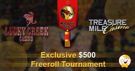 Freeroll casino org gamble hall