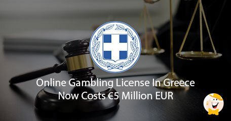 Greece Demands €5 Million For Gaming License