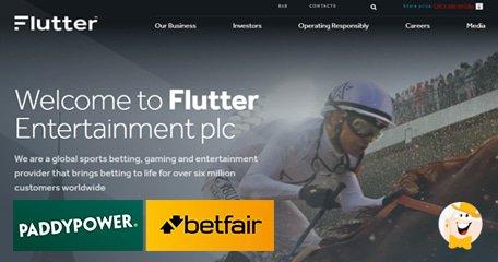 Paddy Power Betfair Rebrands As Flutter Entertainment