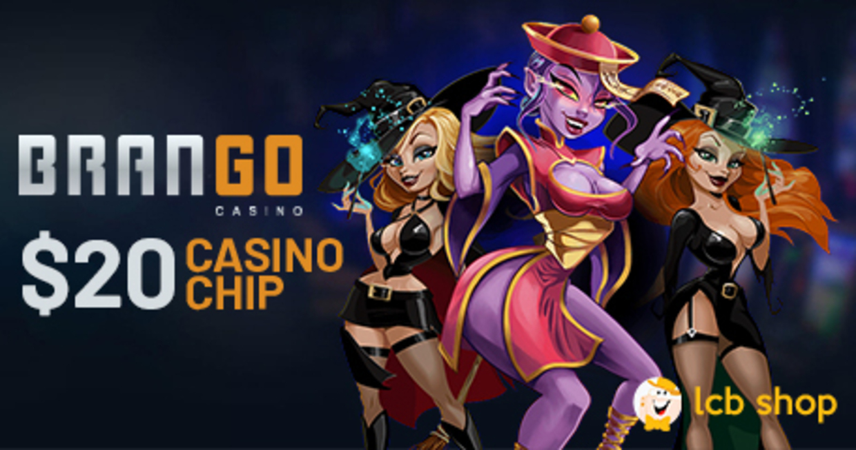 Casino Brango 20 Chip Is Available Now At Lcb Shop