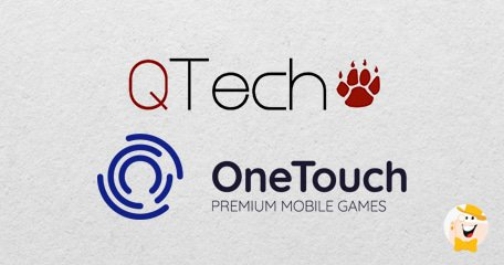 OneTouch to Provide Full Portfolio of Content via QTech Games Provider