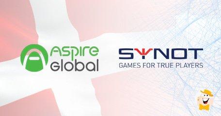 Aspire Global和Synot在丹麦上线