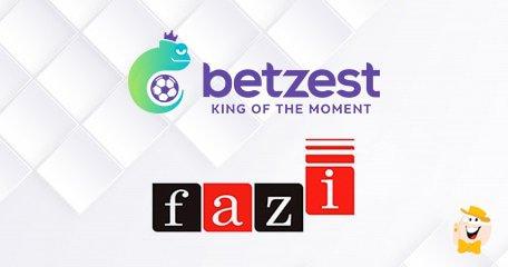 Betzest通过将Fazi的全部投资组合添加到报价中来保持稳定的增长