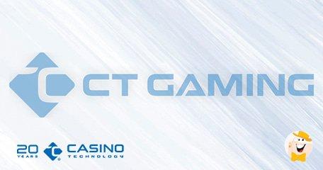 赌场技术改造; 将名称更改为CT游戏