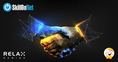 Relax Gaming的Silver Bullet平台扩大了SkillOnNet的产品组合