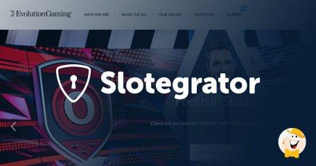 Slotegrator开始与Evolution Gaming合作