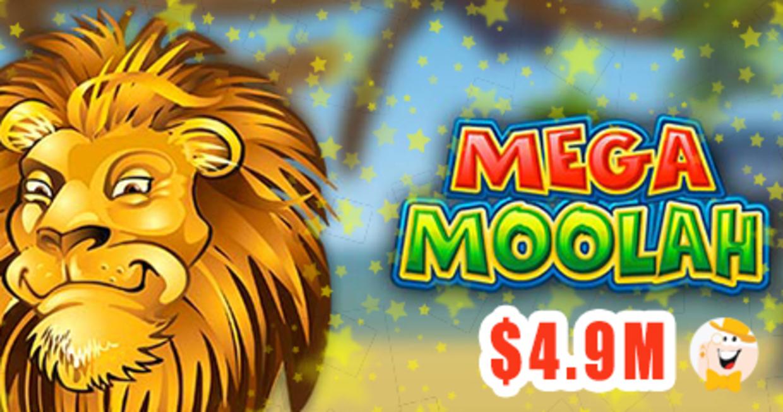 Anonymous Player Scores 4 968 704 On Microgaming S Mega Moolah
