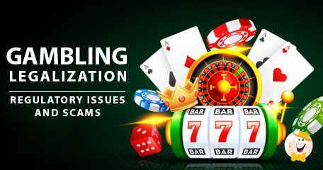 gambling online scams casino
